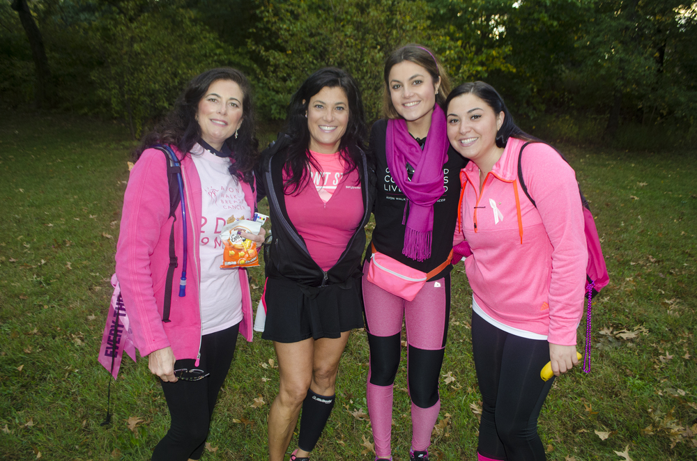 Avon Breast Cancer Walk 10/18