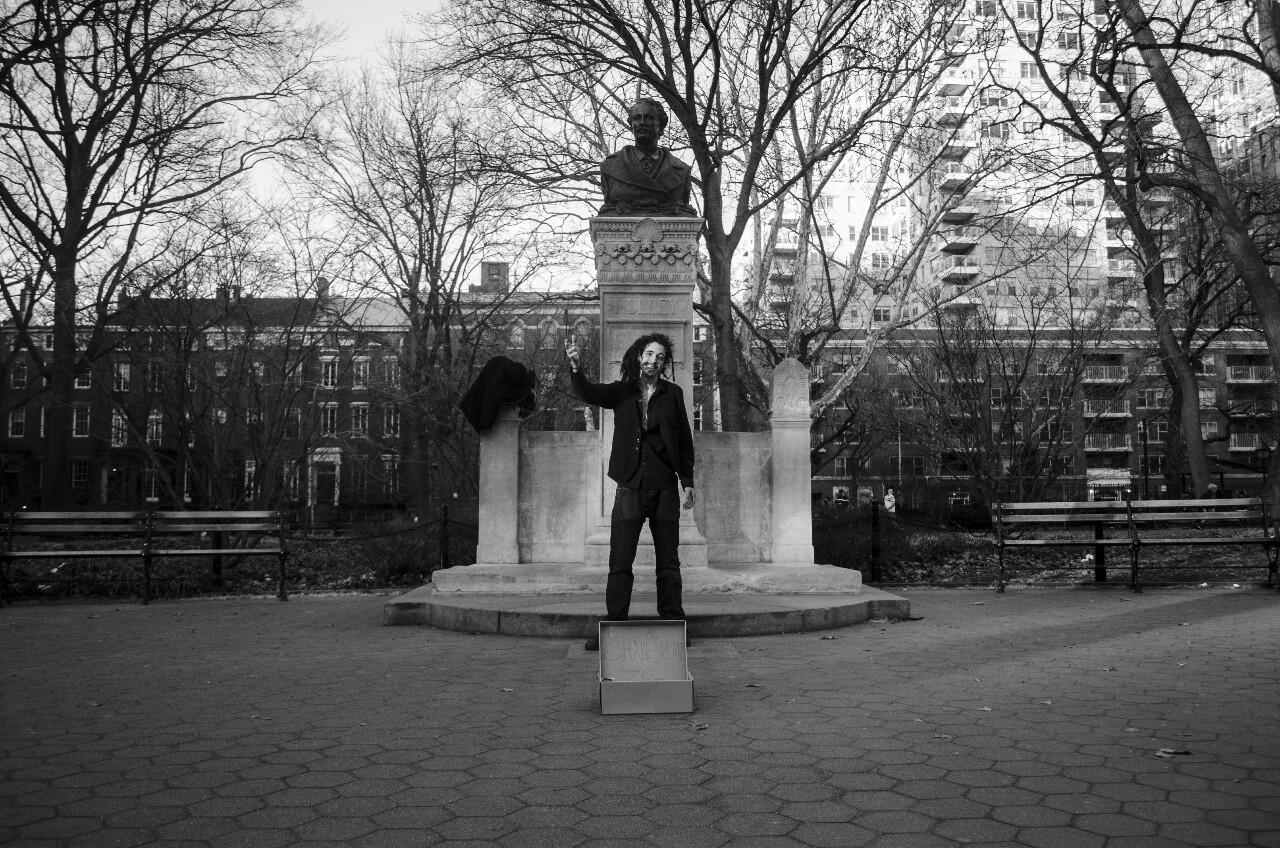 Shakespeare in Manhattan