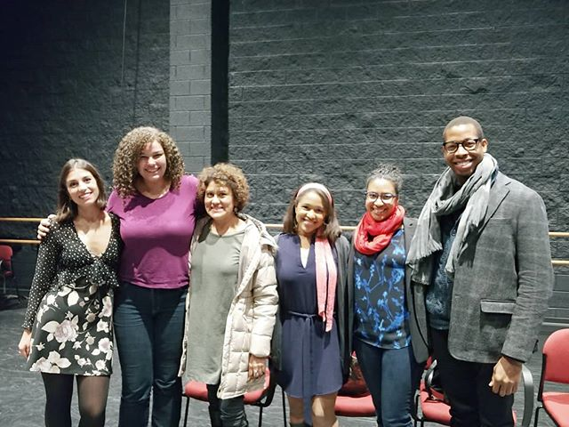 Happy #WaaWednesday and thank you again to our wonderful AID directors and Northwestern University professors for an amazing panel last Friday on Diversity in Theatre!