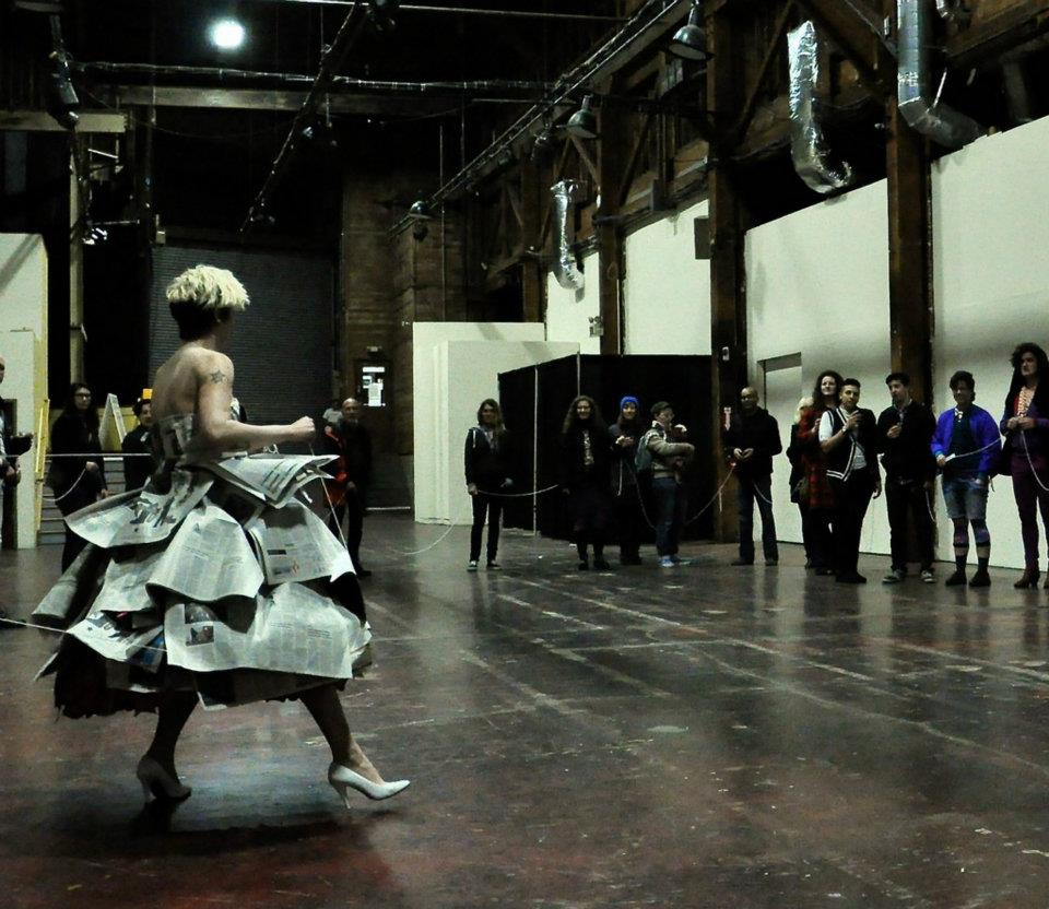 Kolmel Withlove, Opening Night, Feb. 2012