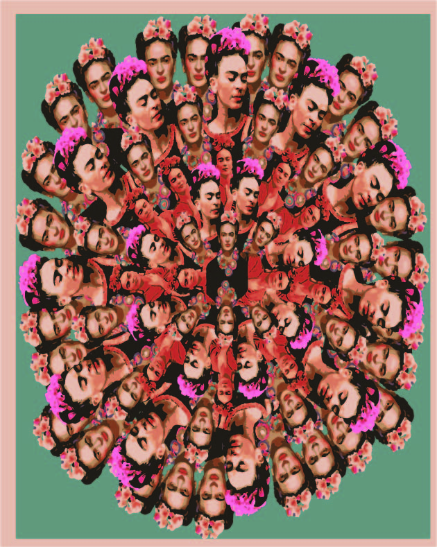Frida All Over Me