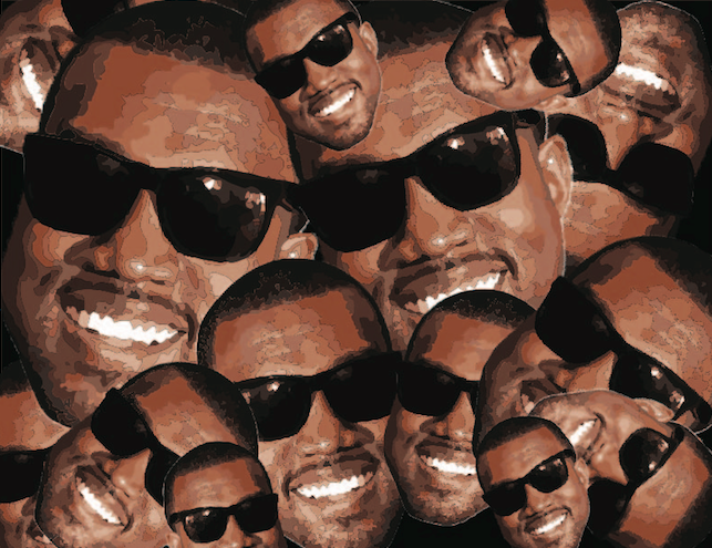 Kanye All Over Me