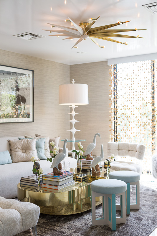 Patrick Dragonette for The Christopher Kennedy Compound Showhouse