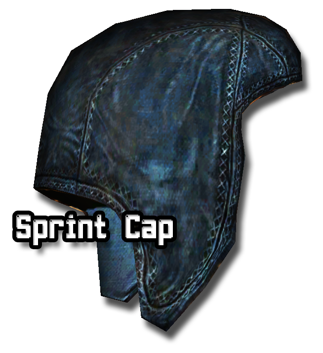 Vander Nightbrook's Sprint Cap
