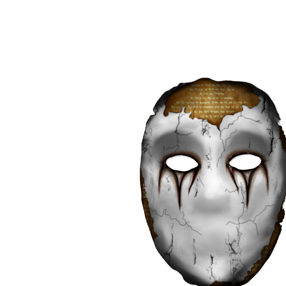 """SHADEling's Mask #1"""