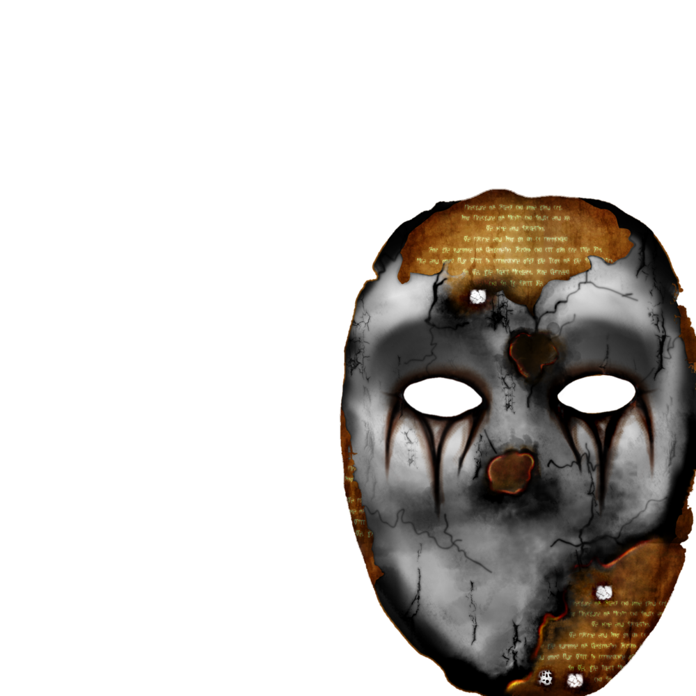 """SHADEling's Mask #2"""