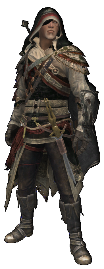 Fleet Featherstone - Breton Assassin/Swordsman