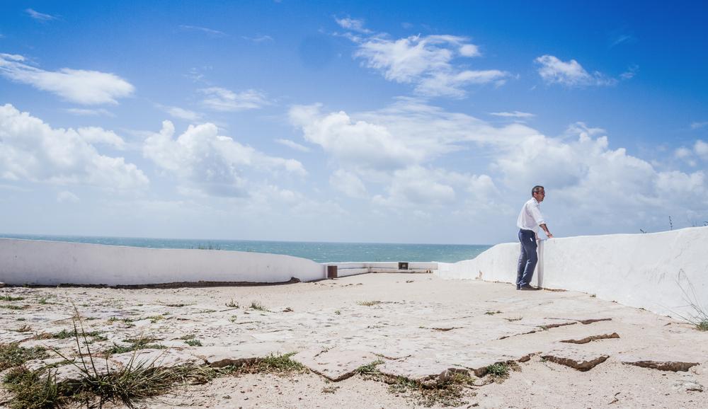 Luis By The Ocean