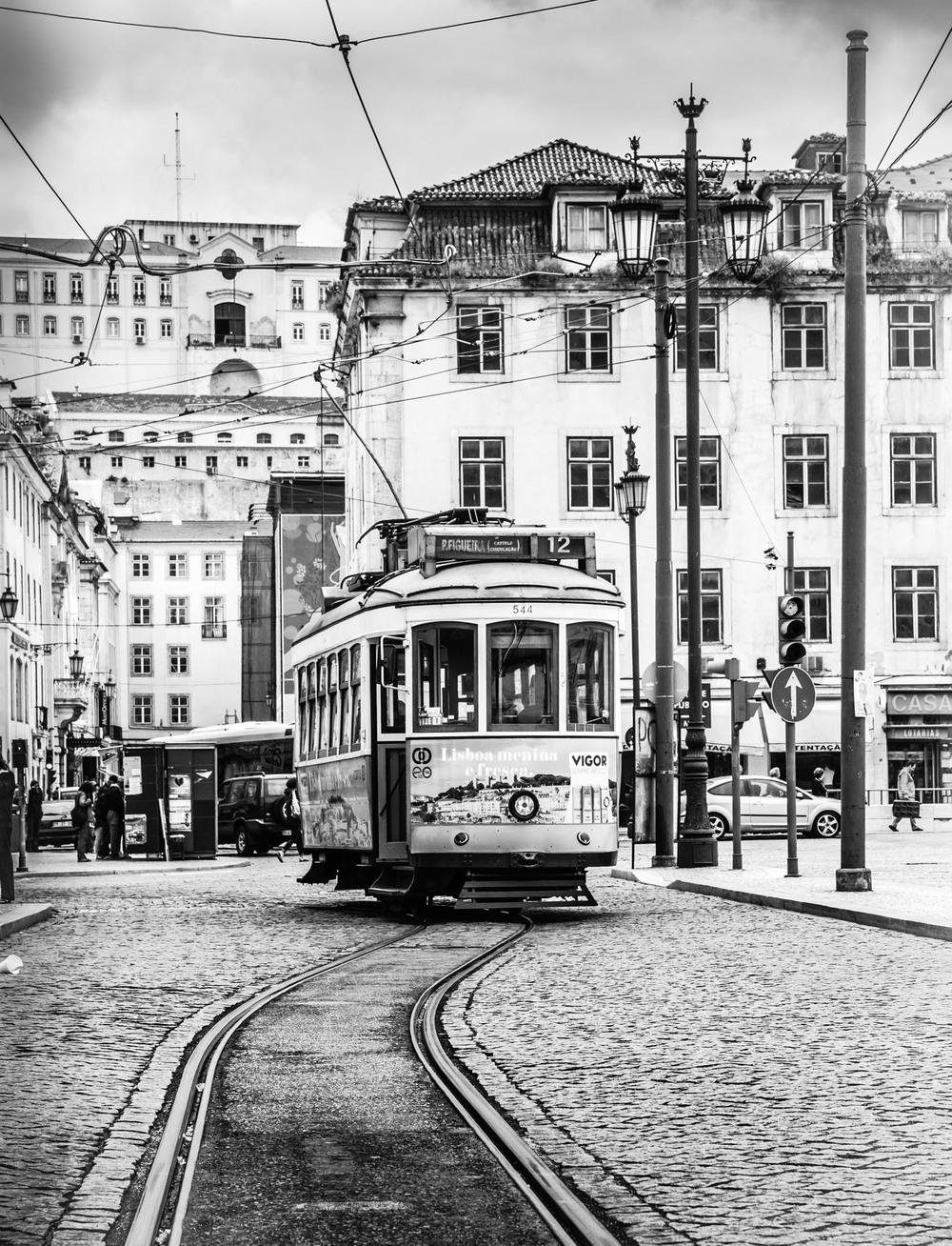 Portuguese Rail Car #1