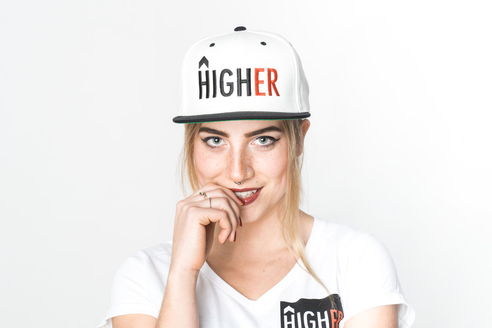 Jillian Grady | Model | Higher Clothing