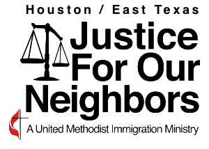 Justice For Our Neighbors Houston / East Texas