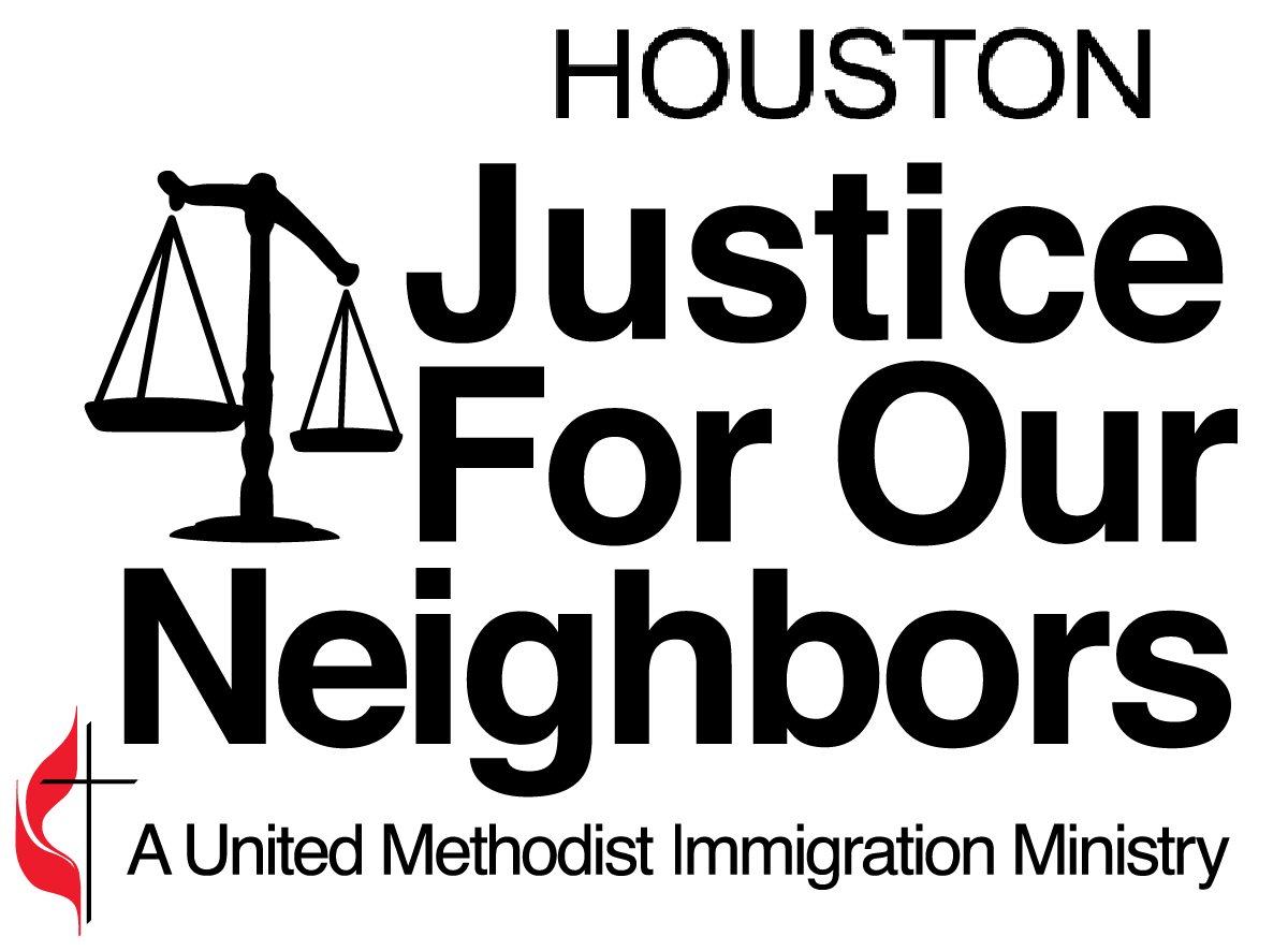 Justice For Our Neighbors Houston