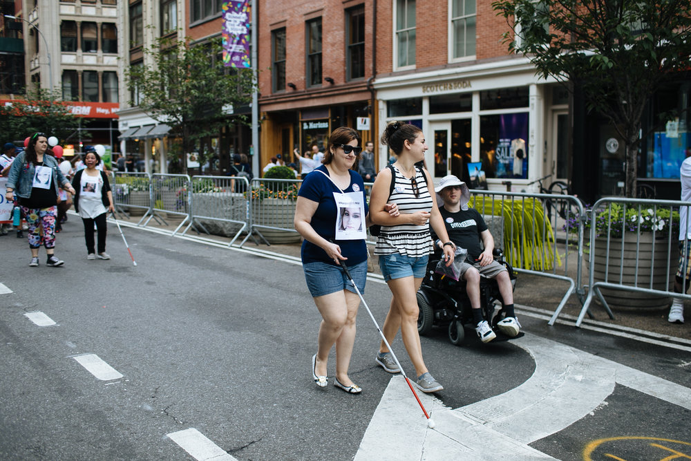 Disability Pride Parade, NYC 2018