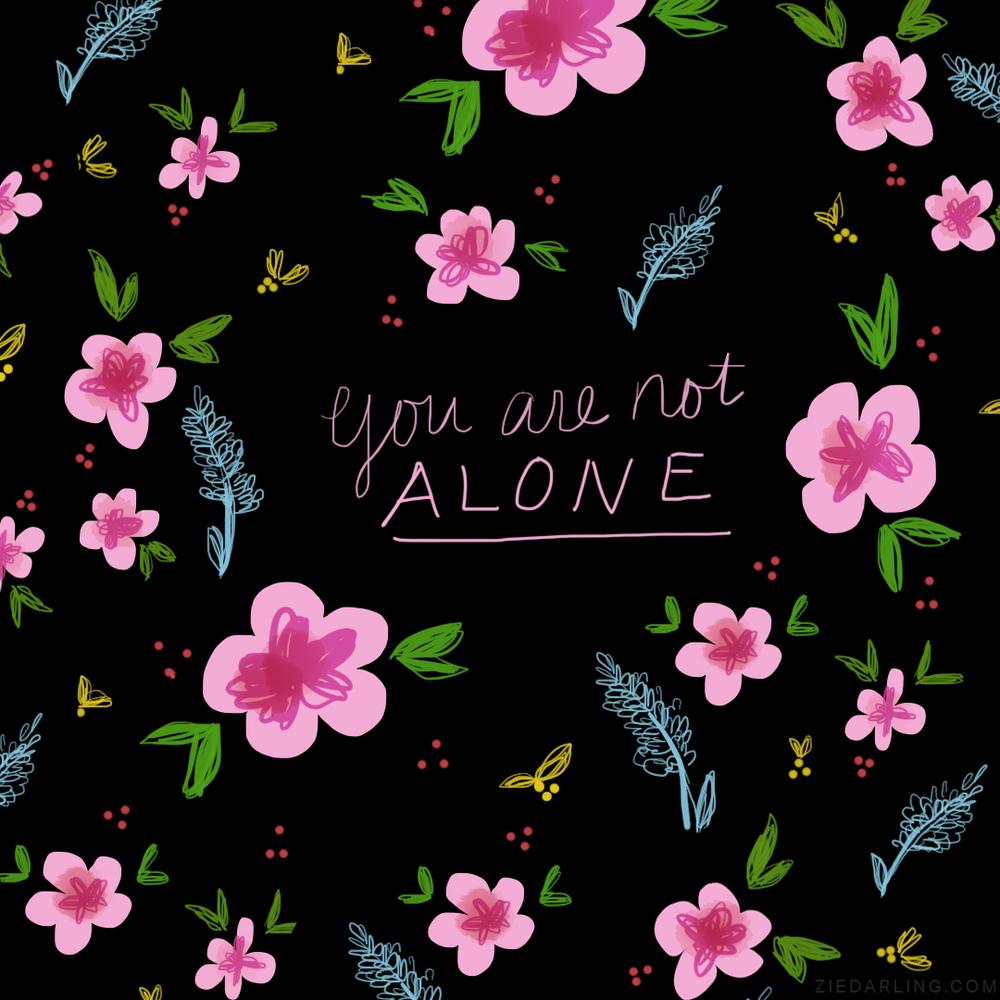 you are not alone / post graduation blues / ziedarling.com