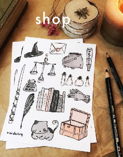 ziedarling | shop
