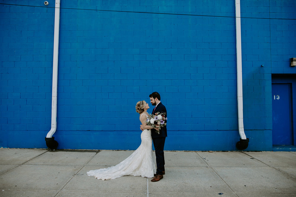 Maria + Ryan - myMoon // Williamsburg, NY