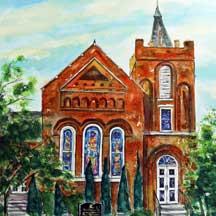 """Historic Franklin Presbyterian Church"""