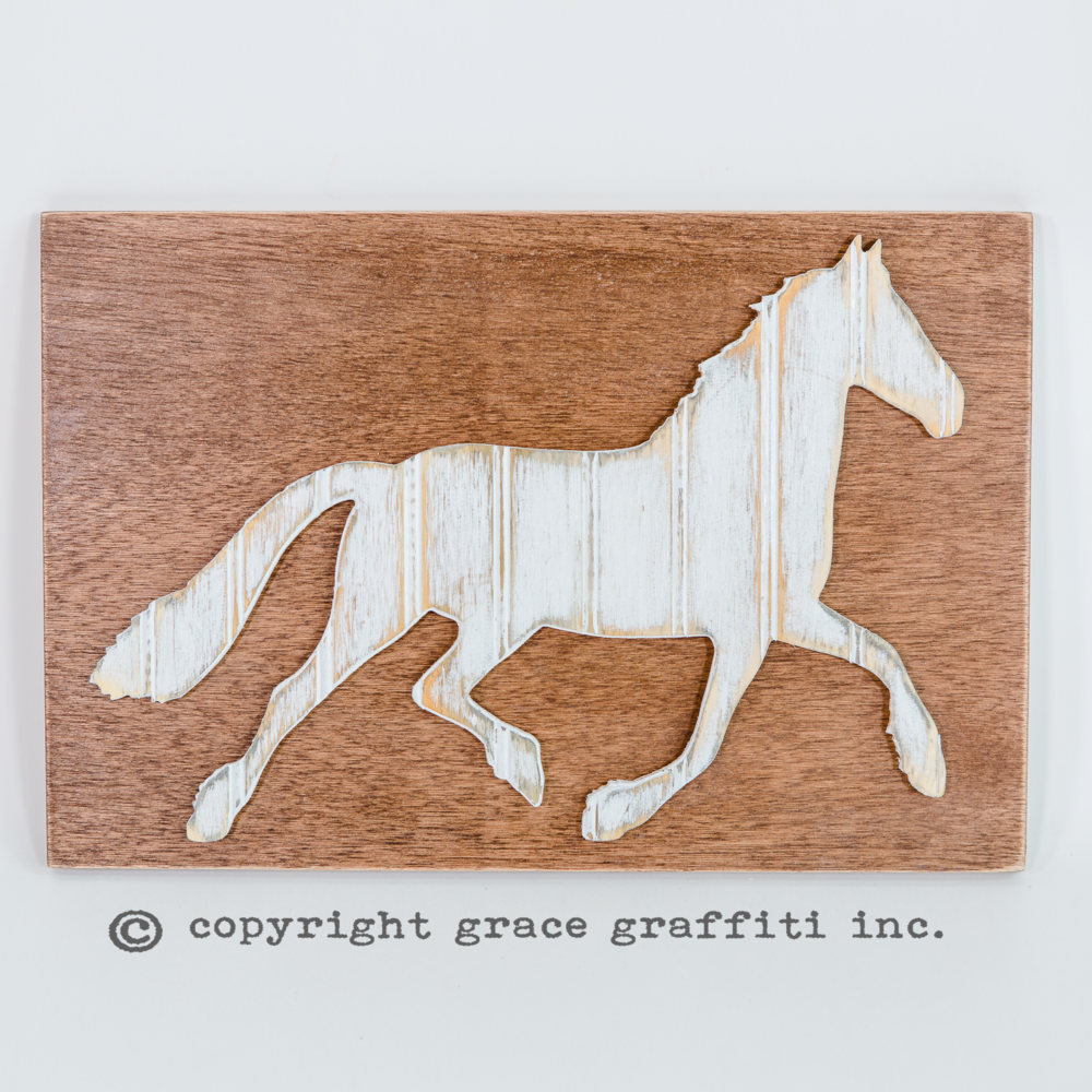 Horse Wall Art Childrenu0027s Collection : horse wall art - www.pureclipart.com