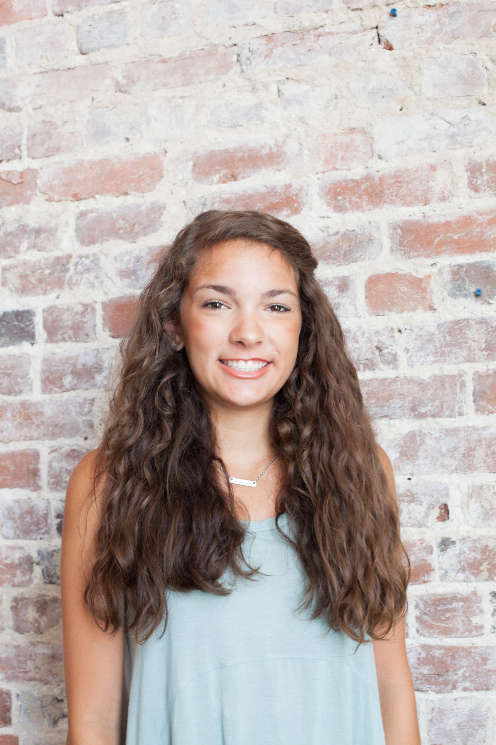 Eliza Price, Intern Eliza is going places. This sophomore is an old soul and daily impresses with her ideas and ways to improve efficiency. She works alongside her mama Jackie in production and assists with photography and social media.