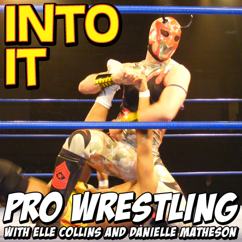 Into It 42: Pro Wrestling with Danielle Matheson — Into It