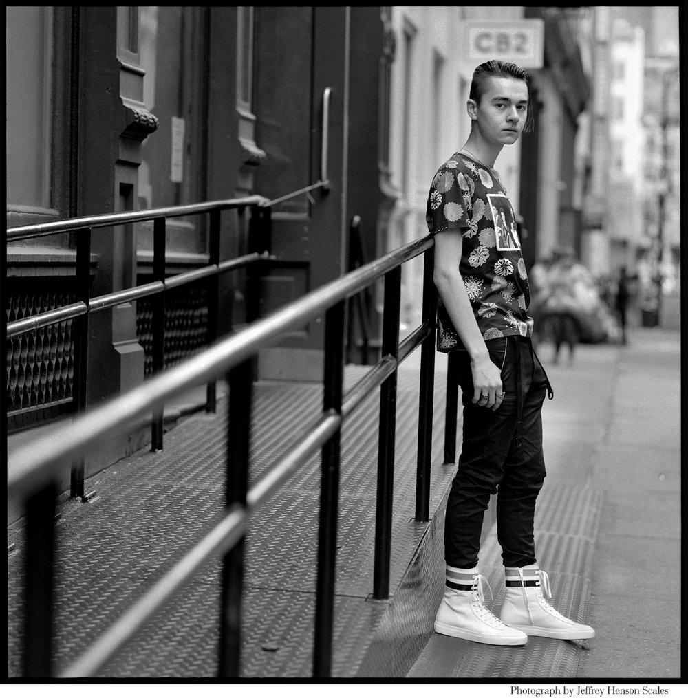 The Look _ New York Times_ Rebecca Pietri Stylist _ Casting _ Jeffery Henson Scale Photgrapher_Eve Lyon Editor_ New Geeks_Article_Nom Core- Youth Fashion_ Supreme_Palace_Vans_Street fashion _ Soho_ Teens_Christoph_ Shot .JPG