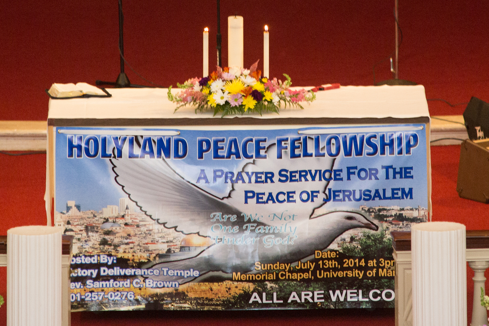 Holyland Peace Fellowship