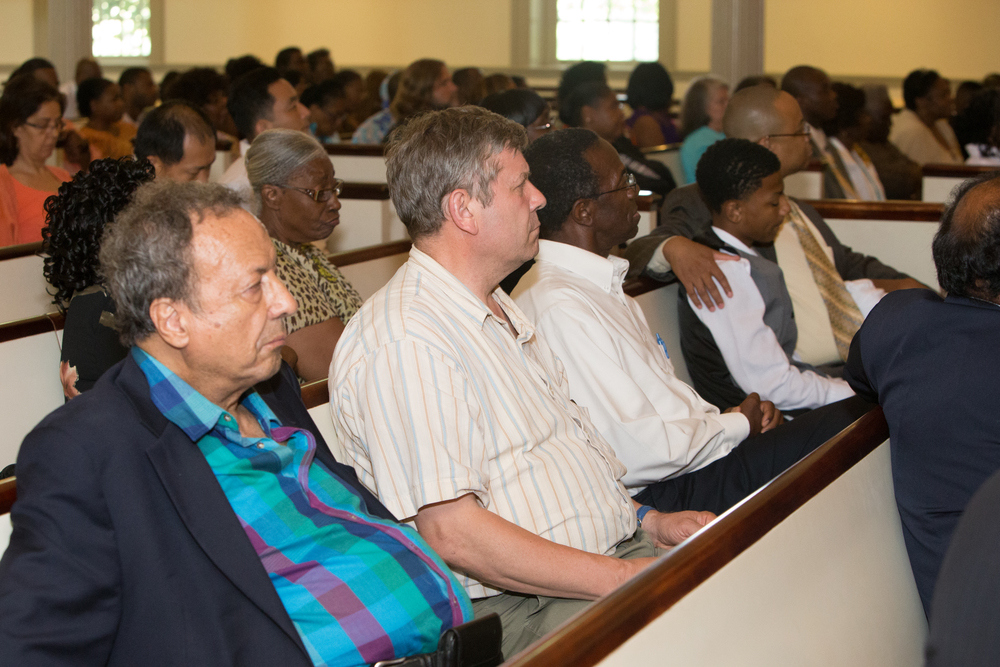 Members of the Congregation