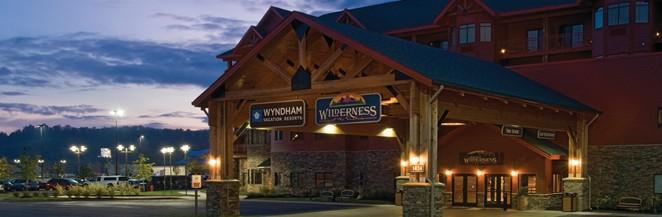 Wyndham Great Smokie Mountain Lodge