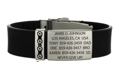Photo from RoadID.com.