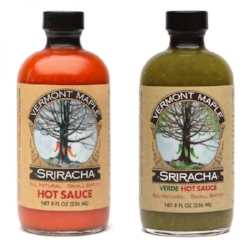 Photo from vermontmaplesriracha.com.