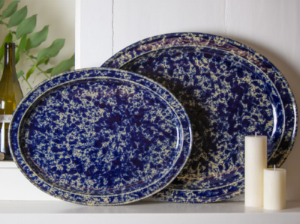 bennington potters platter