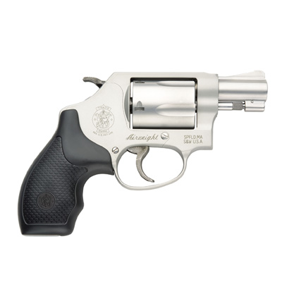 Smith & Wesson 637 .38 Special +P