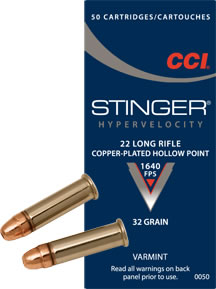 CCI Stingers in Stock