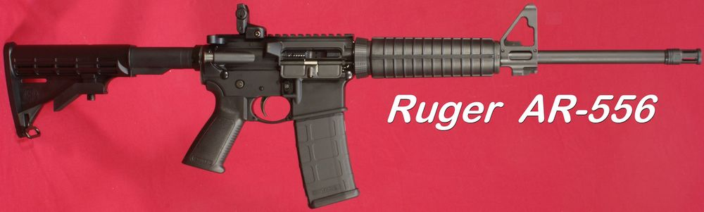 Back in Stock! Ruger AR-556 - $624.95