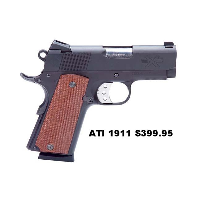 ATI TITAN .45ACP