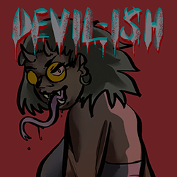 DEVIL-ISH - Comic