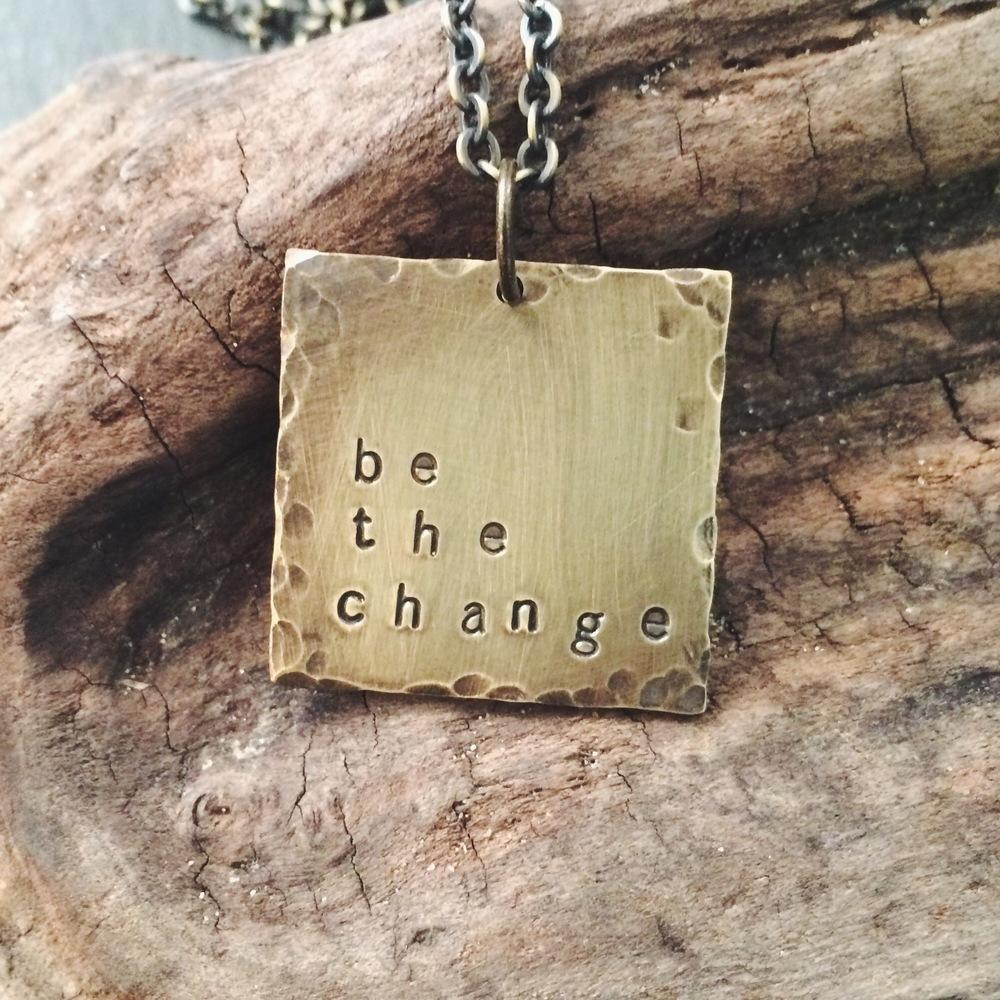 bethechange soul mantra
