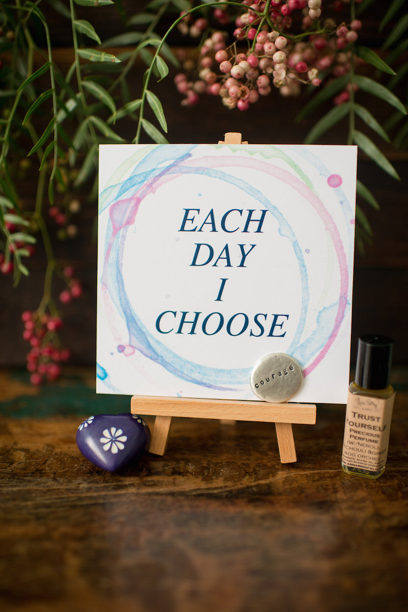 Each Day I Choose