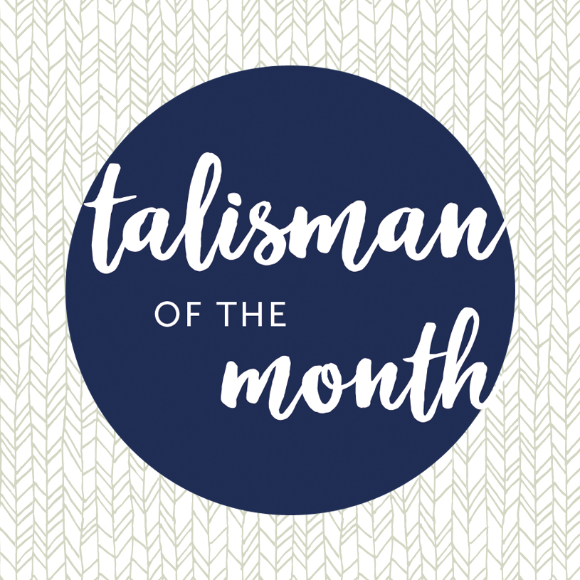talisman of the month club logo