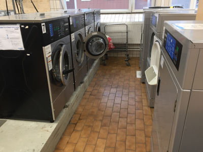 The bigger washers
