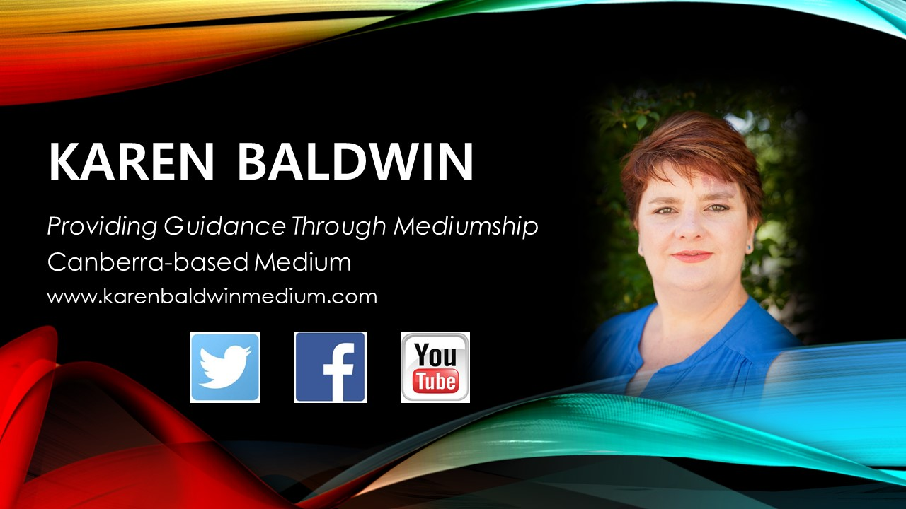 Karen Baldwin: Medium