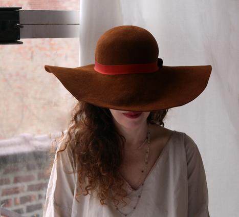 Rust Hat, Daisy Chain, Sandstone Dress.jpg