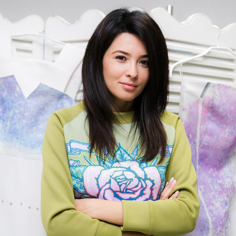 Олена Рева - дизайнер