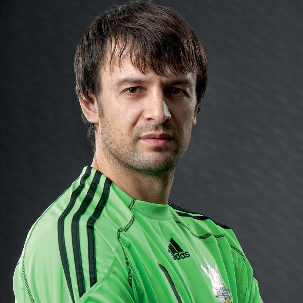 Олександр Шовковський - футболіст