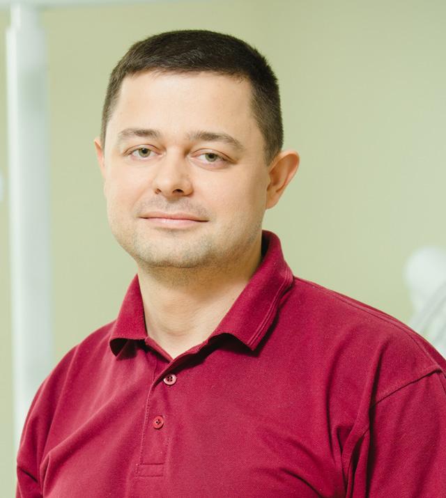 Руслан Підгородецький  - стоматолог-ортопед