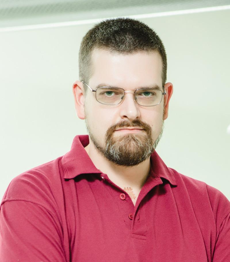 Андрій Тимченко - лікар-остеопат