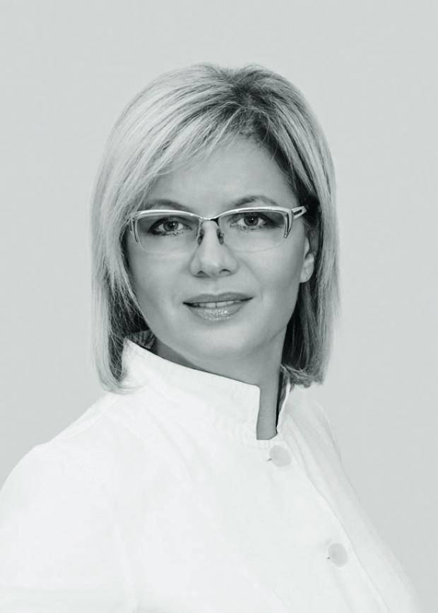 МИРОСЛАВА ДРОГОМИРЕЦКАЯ доктор медицинских наук, профессор, заслуженный врач Украины