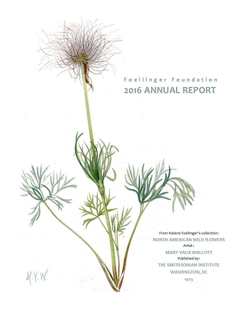 Click here to read the annual report