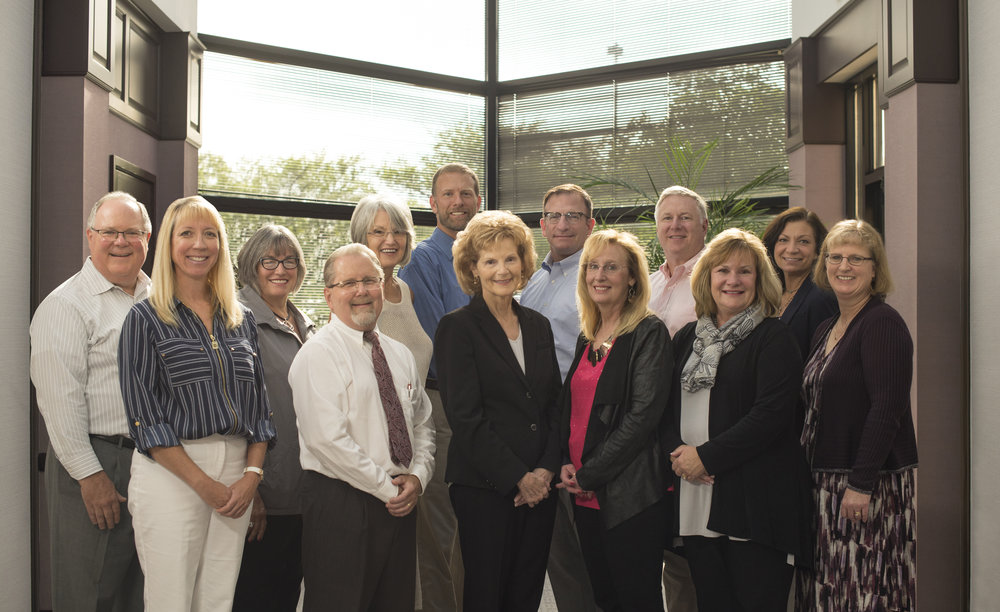 2018 Foellinger Foundation Board and Staff