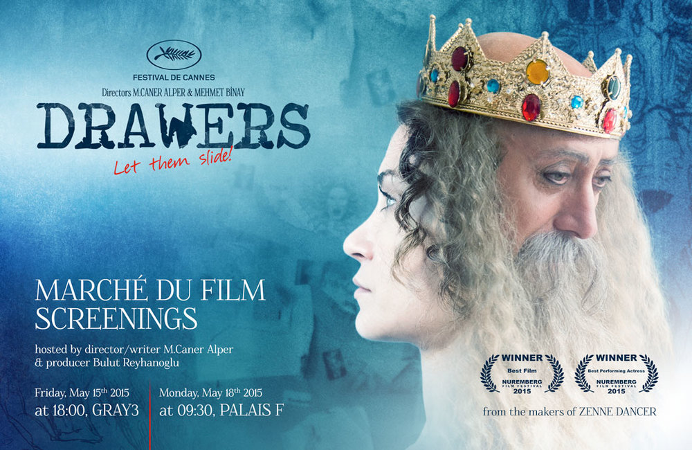 DRAWERS, a controversial drama on female teenage sexuality, is the second  feature of acclaimed directors M.Caner Alper & Mehmet Binay, the makers of  the ...